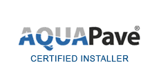 AQUA Pave Certified Installer Segmental Systems Inc